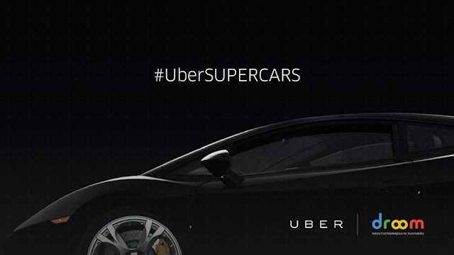 Spin In Supercar  with Uber | Delhi