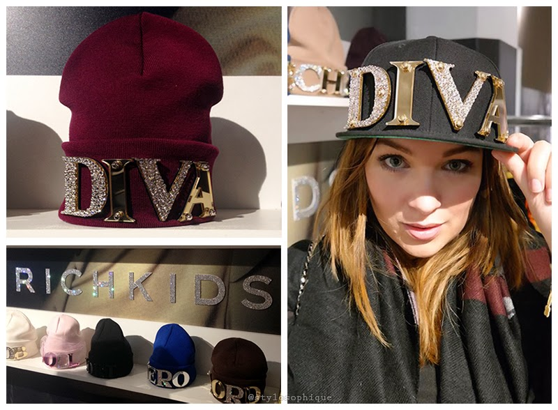 Richkids, fashion blogger, beanie, DIVA, pitti, pitti w
