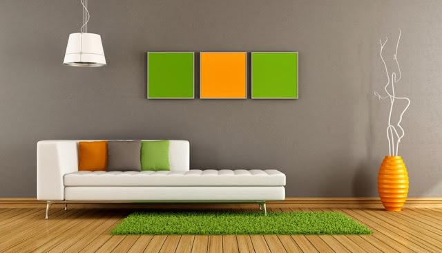Ruang Tamu Minimalis Modern Terbaru