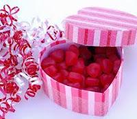 Shopping  valentine's day 2013