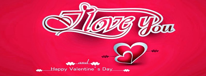 Valentines Day 2015 Facebook Cover Photos – Most Beautiful Valentine Cards