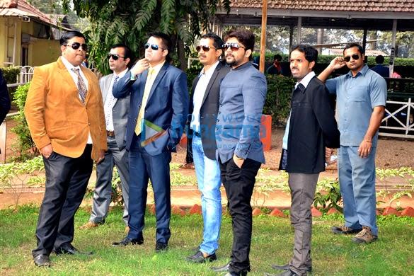 Madhur Bhandarkar at the 'The Goolagong Cup 2014'