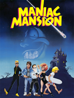 Va de Retro 6x07: Maniac Mansion