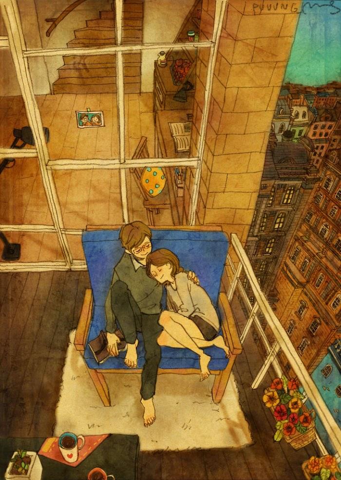 Pequeñas acciones que hacen que el amor perdure para siempre