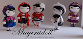 Mageritdoll