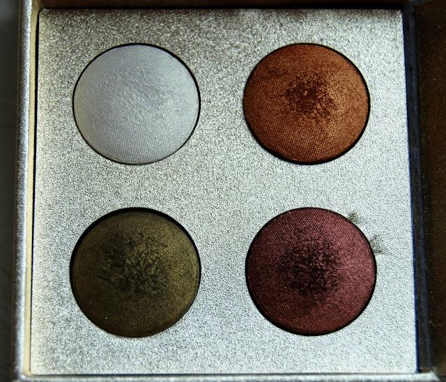 LORAC TANtalEYES Baked Eye Shadow Palette