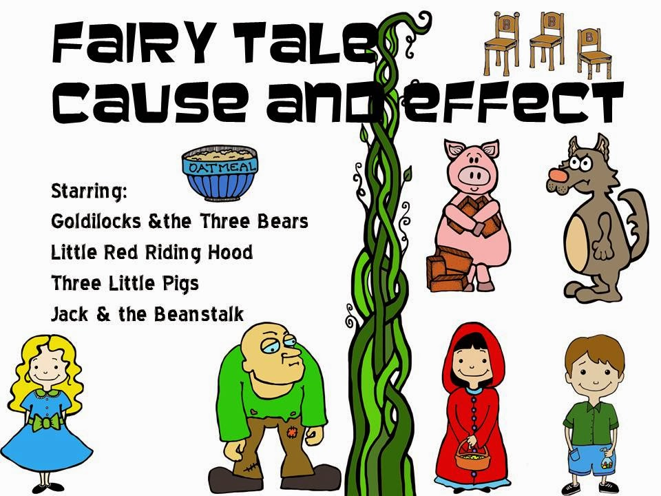 http://www.teacherspayteachers.com/Product/Fairy-Tale-Cause-and-Effect-1067929