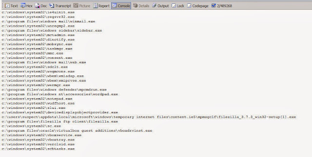 computer forensics  malware analysis  u0026 digital investigations  encase enscript to parse recent