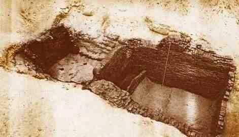 مقبرة الملك مينا أو نارمر