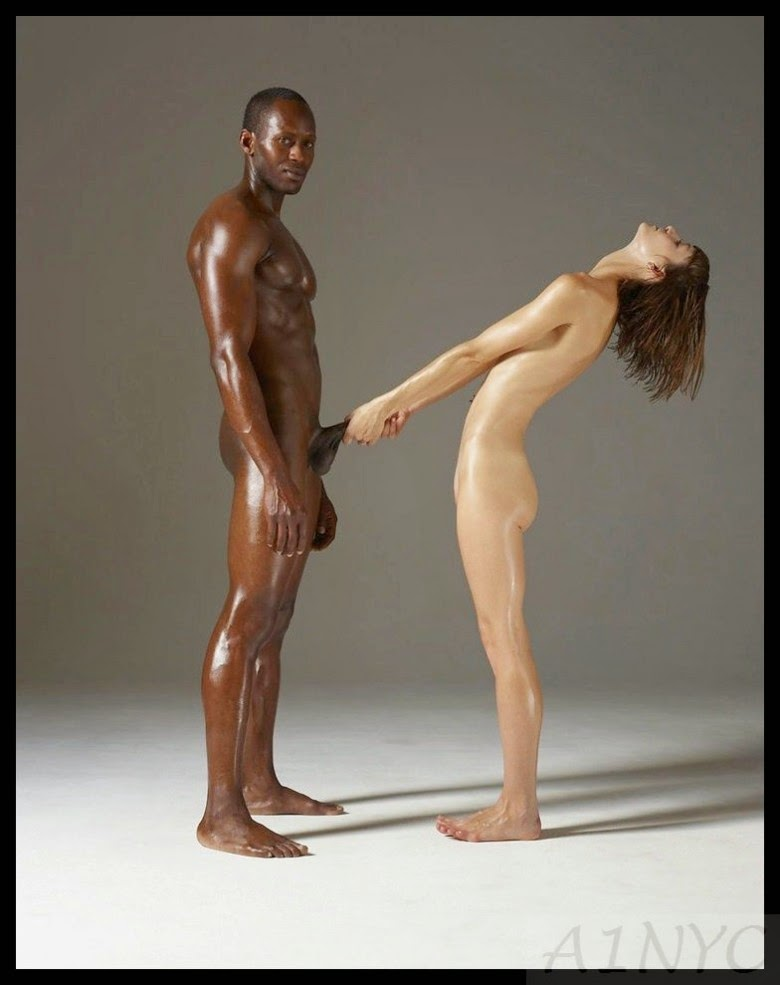 Black Nude People 6