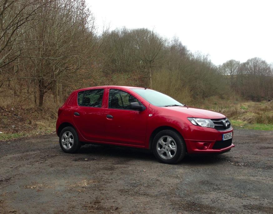 Speedmonkey Dacia Sandero Review
