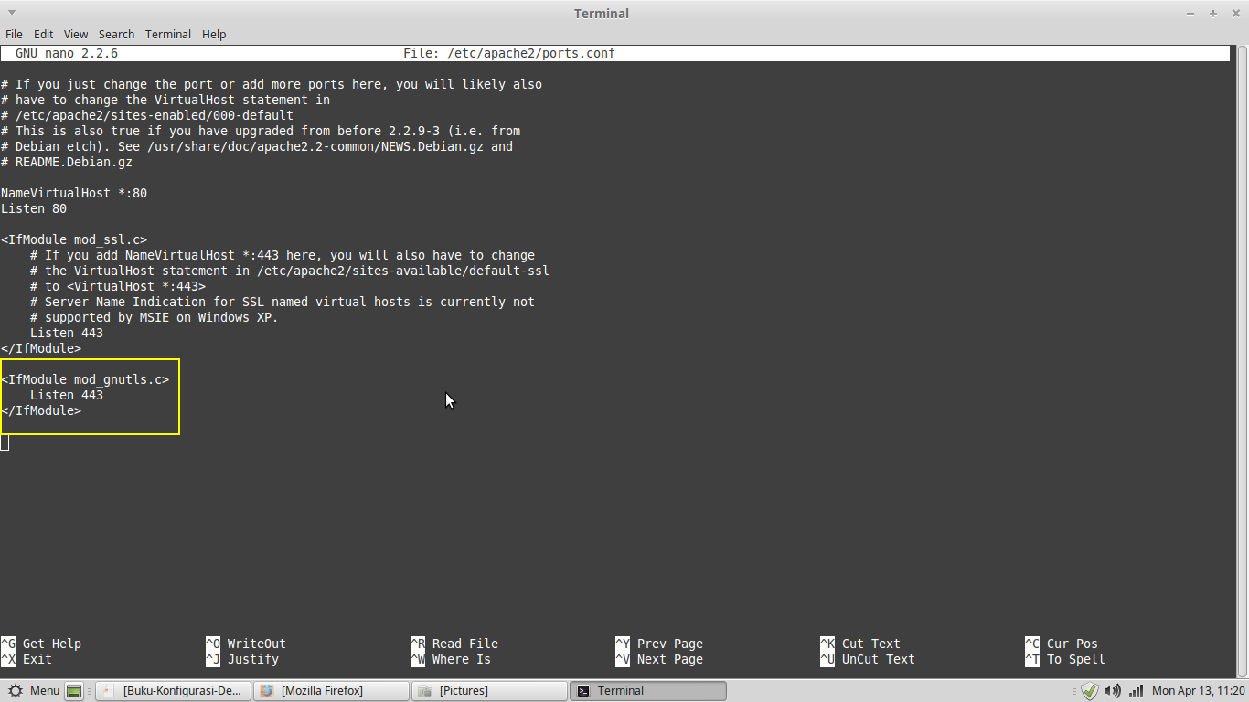 Pengertian Http Dan Cara Konfigurasinya Di Debian 7 7