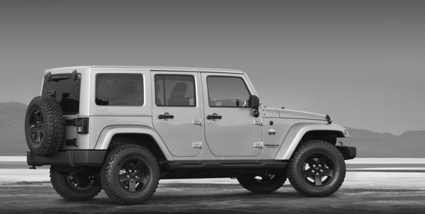 Lovely 2012 Jeep Wrangler Unlimited Arctic Edition Profile