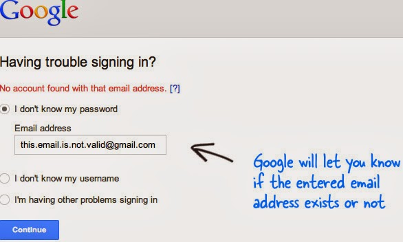 Step by step instructions to Check if an Email Address is Valid and Exists