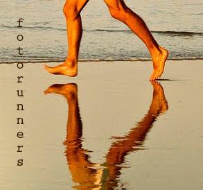 Foto runners. Iniciativa solidaria runner