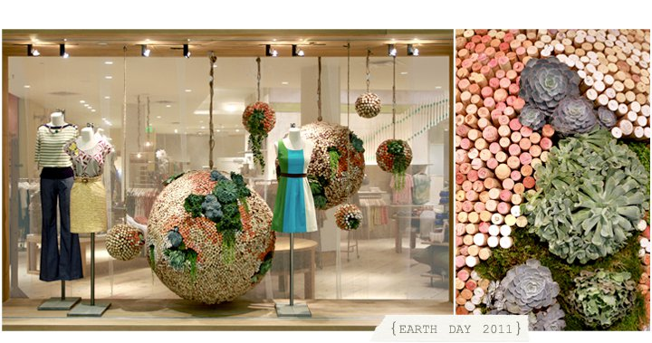 The decorating duchess window shopping for Anthropologie store decoration ideas