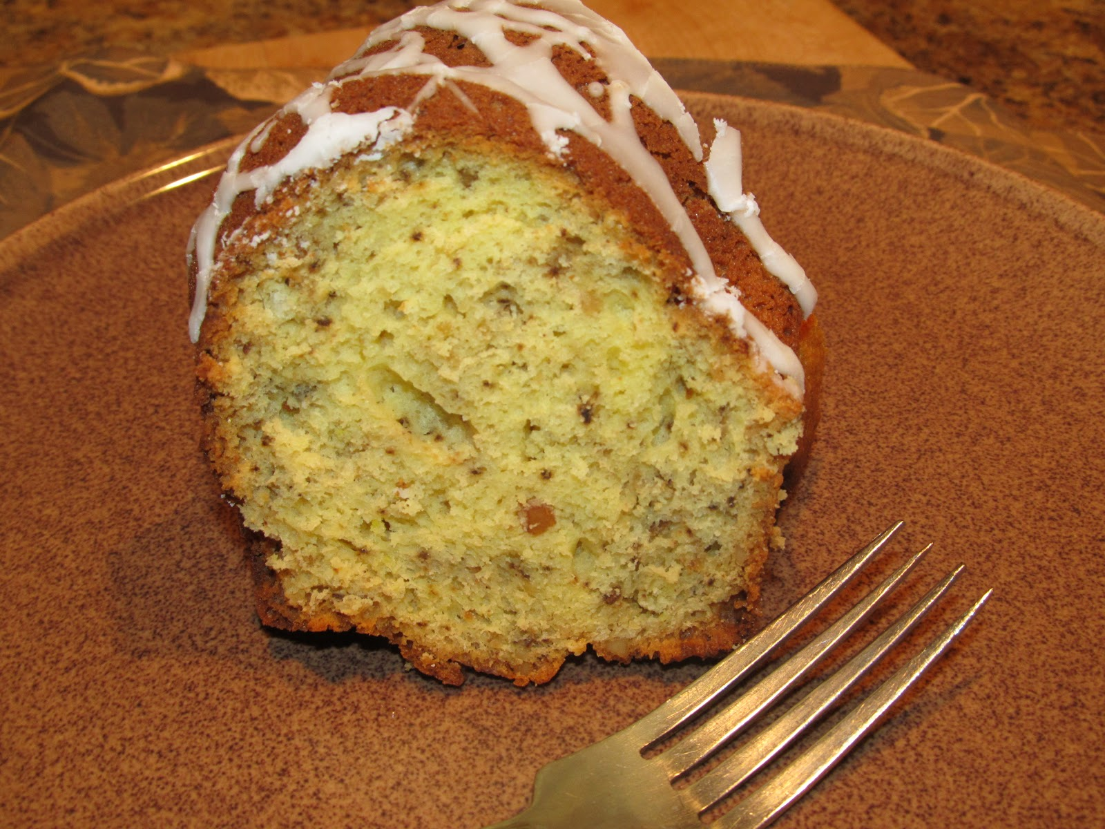 Let's Live To Eat...Not Eat To Live!: Southern Comfort Bundt Cake