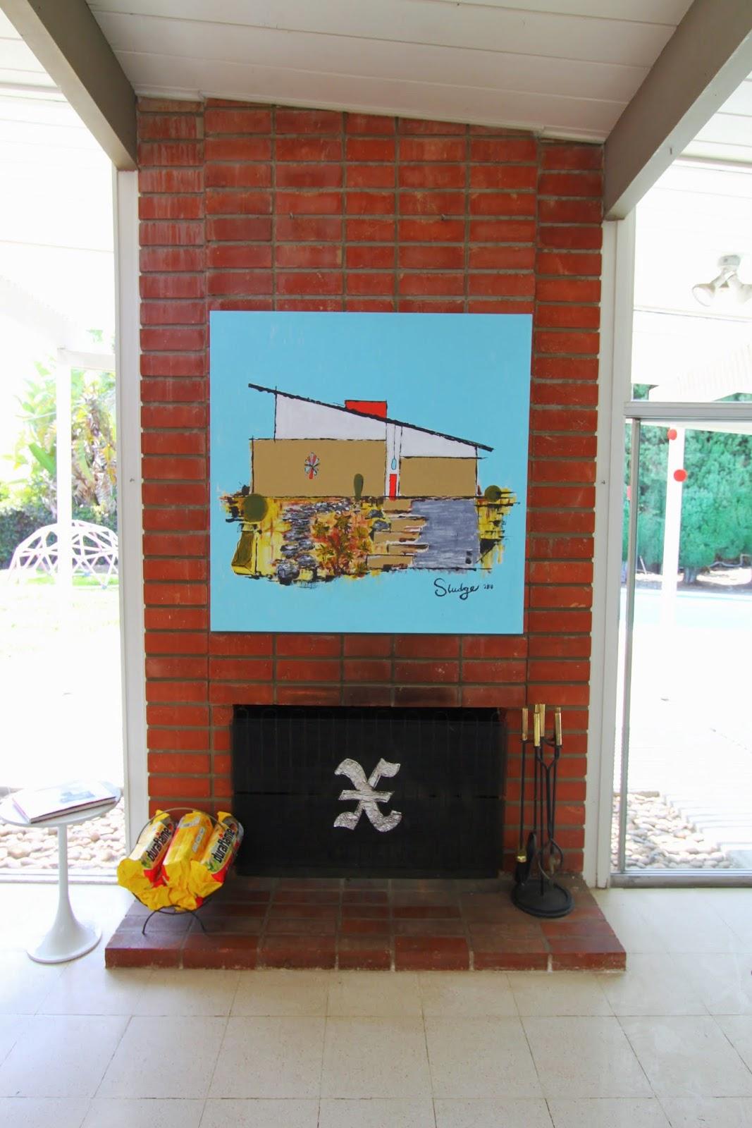 Nice  S Woodland St Orange CA Eichler Fairhaven Tract