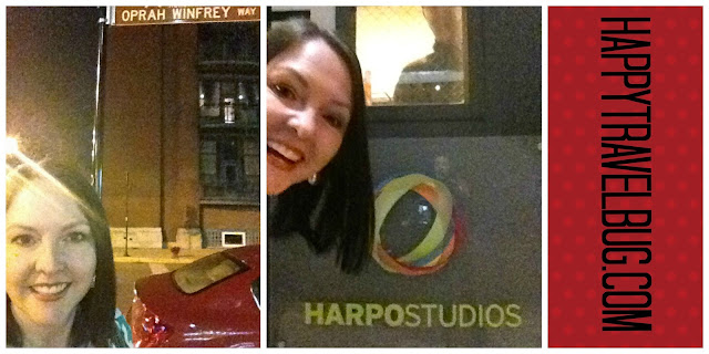 signs at harpo studios