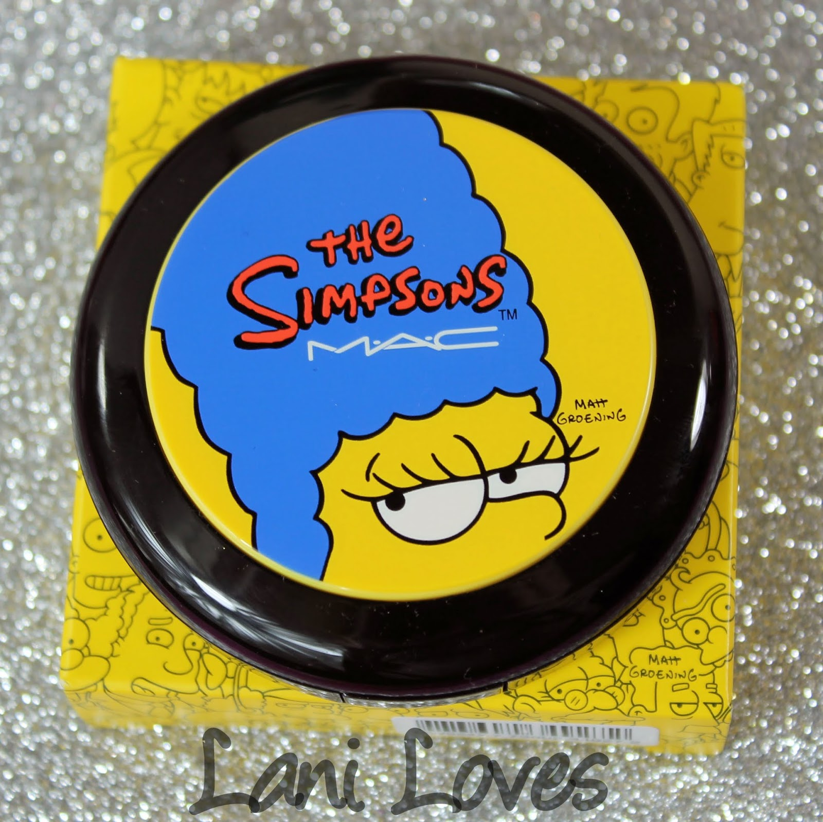 MAC Monday: MAC X The Simpsons - Sideshow You and Pink Sprinkles Blush Swatches & Review