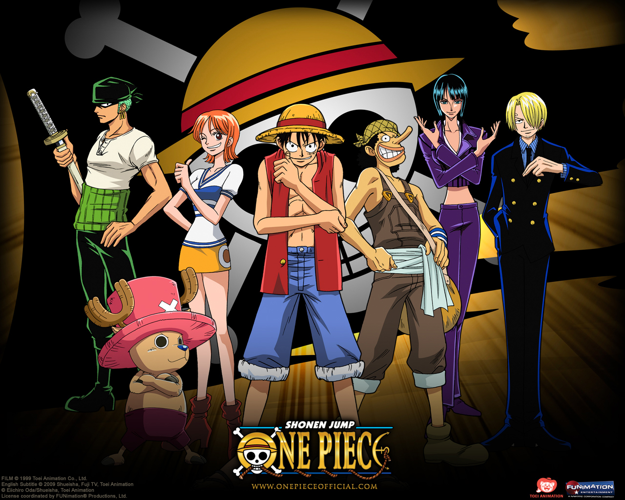 Anime Characters One Piece : One piece tv the last anime
