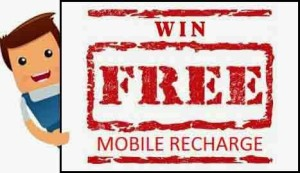 Free 20Rs Recharge