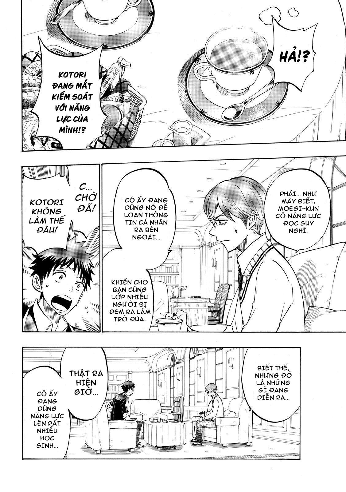 Yamada-kun to 7-nin no majo chap 175 Trang 5 - Mangak.info
