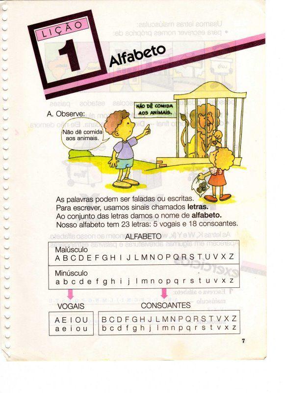 Atividades De Portugu  S Para O 3   Ano Do Ensino Fundamental