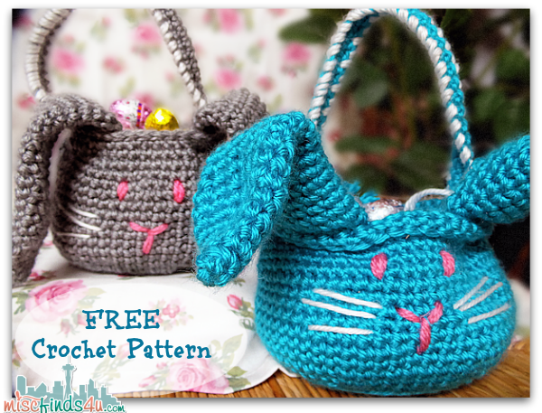 Crochet Stitches Wiki : When life gives you HANDS, make HANDMADE: Easter Crochet Patterns