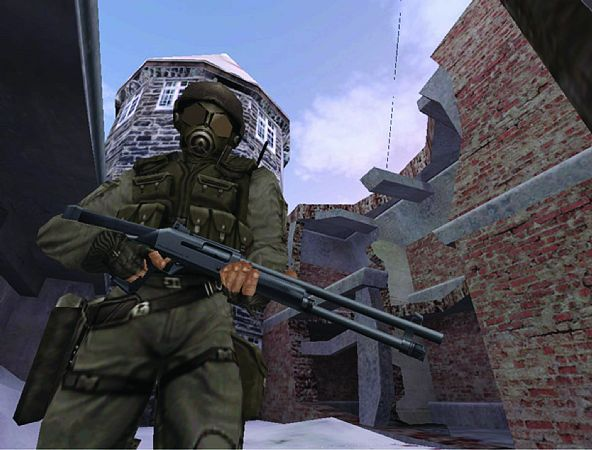 Counter Strike Condition Zero PC Game - Free Download Full Version