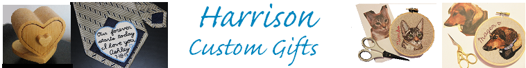 Harrison Custom Gifts Blog