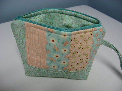 More Zippered Accessory Bags