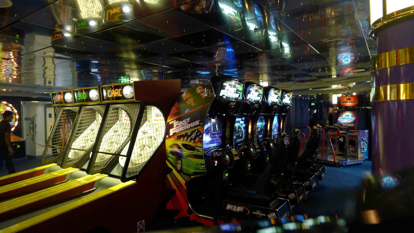 Liberty of the Seas - Arcade