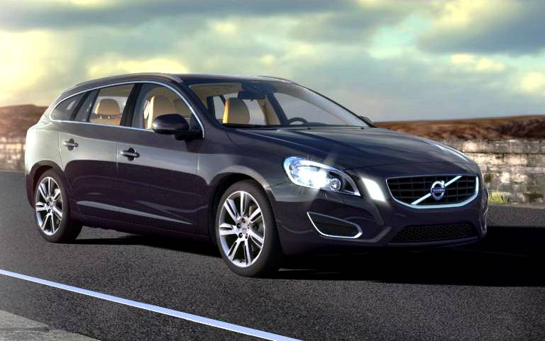 Miss Sunshine: Volvo V60 T5 Wins at Allianz Asian Auto-VCA Industry ...