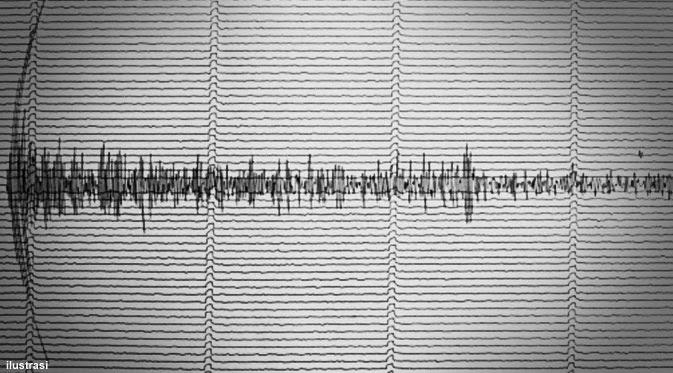 Gempa Kebumen 6,5 SR