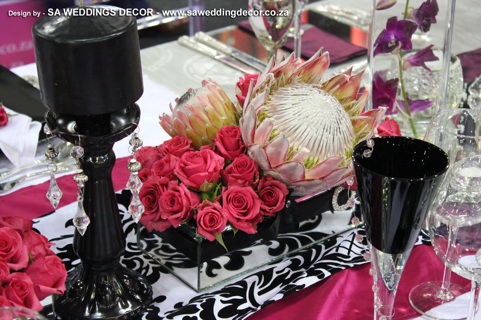 Overview Of The Wedding Expo Marchapril 2012 Jhb South Africa