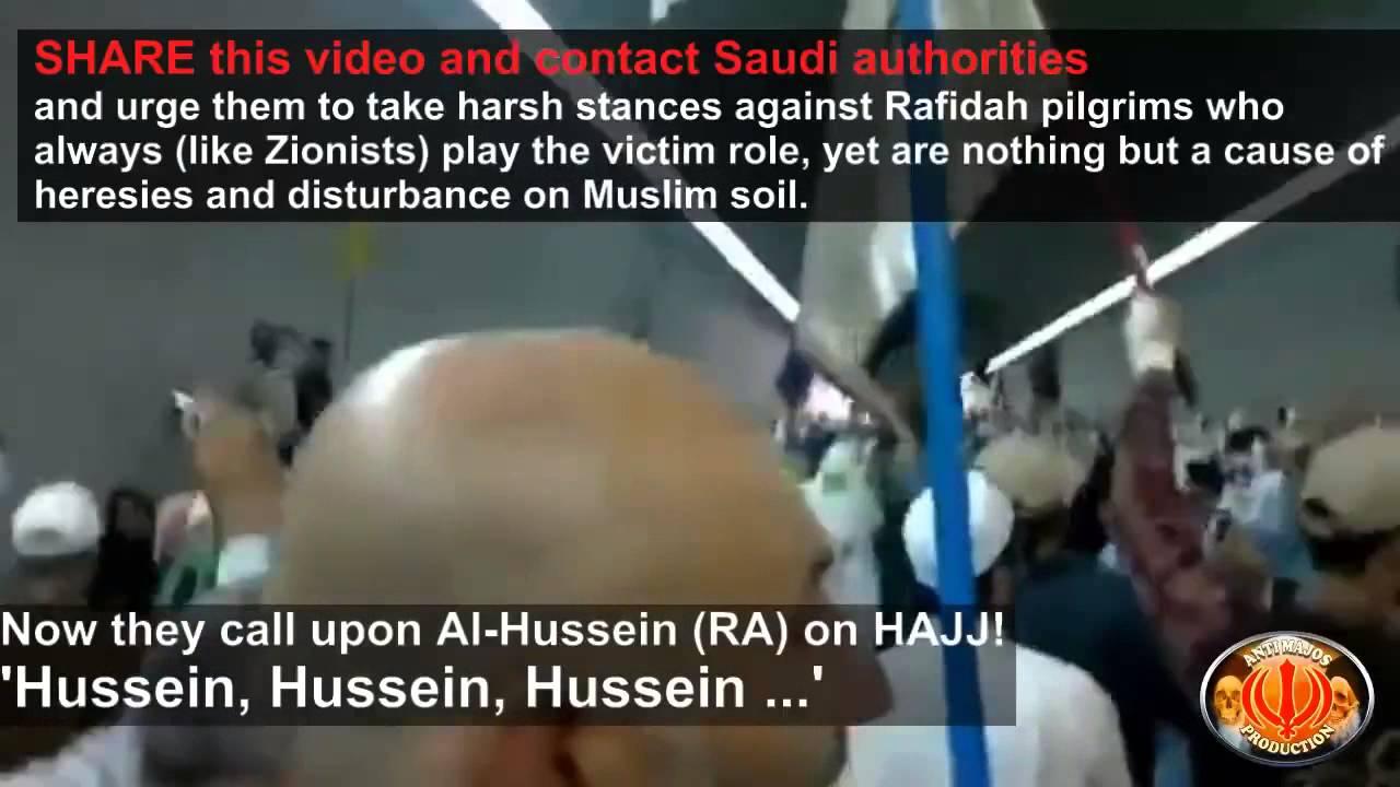 Teriakan Ya Husein di Mina