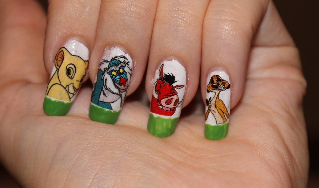 Nail Design Tutorials 2012 2012