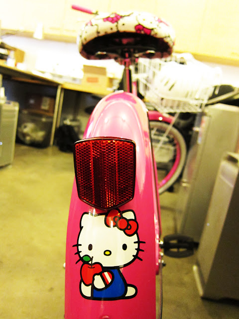 fortheloveofbikes hello+kitty+bike4 Hello Kitty Bikes