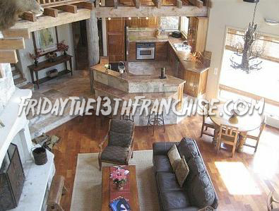 Trent's House Shooting Location From Friday The 13th 2009 Revealed on friday cartoons, friday quotes, friday humor, friday 12th, friday text, friday meme, friday cat,