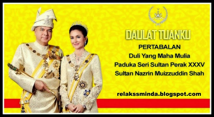 Sultan Nazrin Muizzuddin Shah, Sultan Perak ke 35