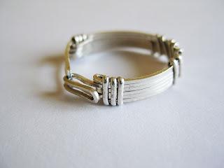 wirework argentium silver ring