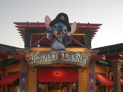Loja da Disney na Downtown Disney
