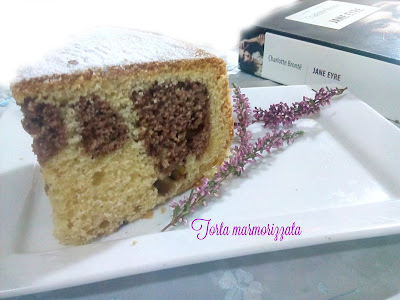 la torta marmorizzata o dell'amore se volete