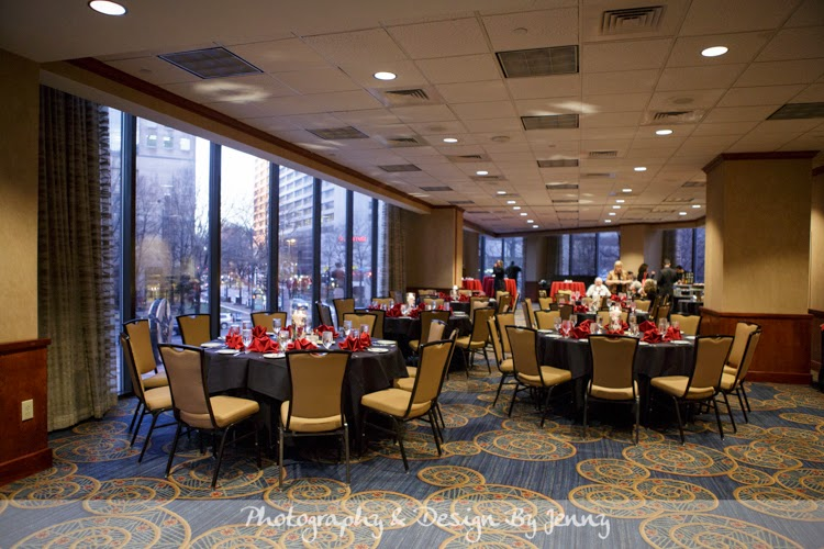 Omni Charlotte Rehearsal Dinner | Josh & Hannah » Photography And ...