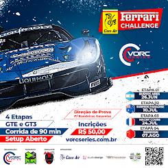 Cisco Air Ferrari Challenge
