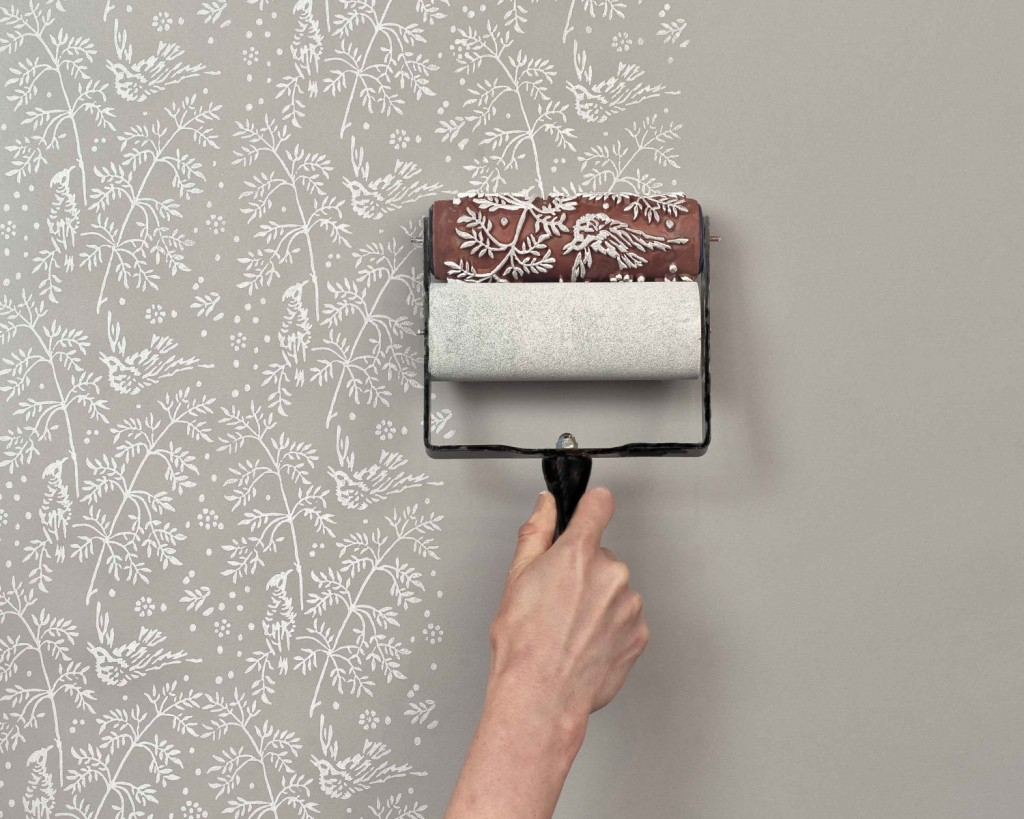 Patterned Paint Rollers Buy Online