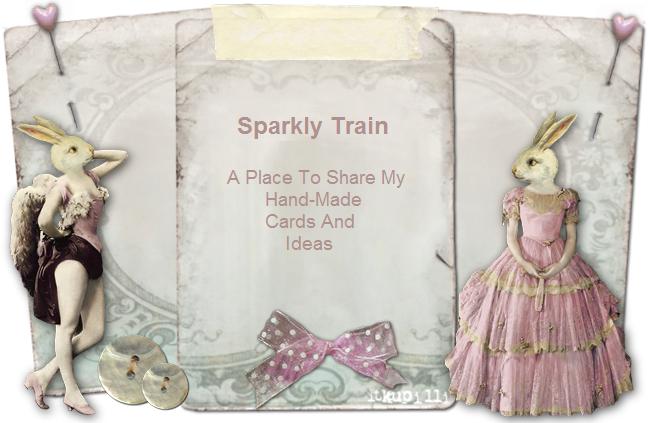 Sparkly Train