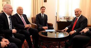 """""""Estamos a trabalhar no duro"""" no plano de paz, diz o Embaixador dos EUA"""