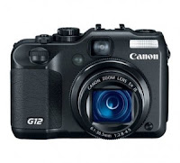 Canon Powershot G12 Review